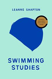 Cover art for SWIMMING STUDIES