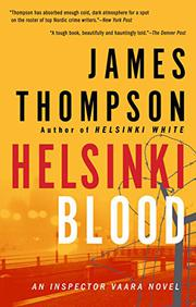 Cover art for HELSINKI BLOOD