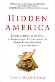 Cover art for HIDDEN AMERICA