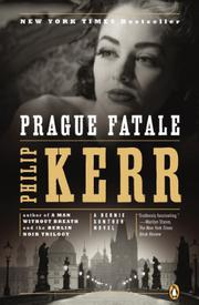 Cover art for PRAGUE FATALE