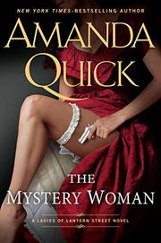 Book Cover for THE MYSTERY WOMAN