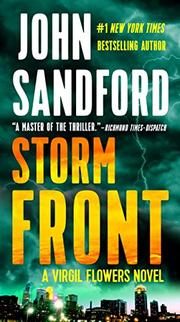 STORM FRONT by John Sandford