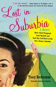 Cover art for LOST IN SUBURBIA