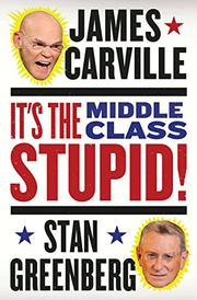 Book Cover for IT'S THE MIDDLE CLASS, STUPID!