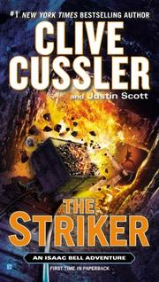 THE STRIKER by Clive Cussler
