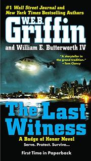 THE LAST WITNESS by W.E.B. Griffin