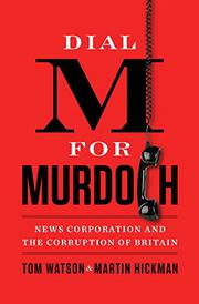 DIAL M FOR MURDOCH by Tom Watson