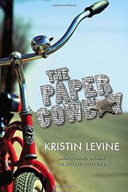THE PAPER COWBOY by Kristin Levine