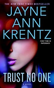 TRUST NO ONE by Jayne Ann Krentz