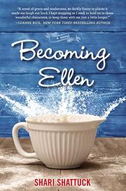 BECOMING ELLEN by Shari Shattuck