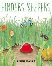 FINDERS KEEPERS by Keiko Kasza
