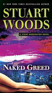 NAKED GREED by Stuart Woods