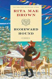 HOMEWARD HOUND by Rita Mae Brown