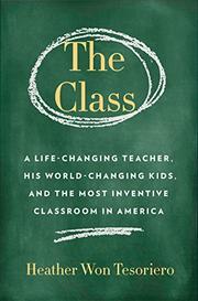 THE CLASS by Heather Won Tesoriero