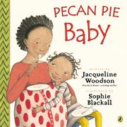 Book Cover for PECAN PIE BABY