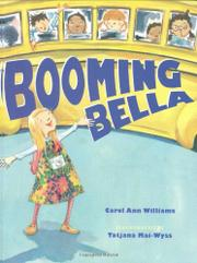 BOOMING BELLA by Carol Ann Williams
