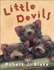 Cover art for LITTLE DEVILS