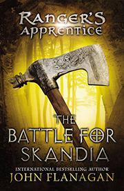 Book Cover for THE BATTLE FOR SKANDIA