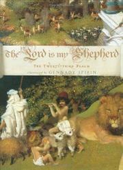 THE LORD IS MY SHEPHERD by Gennady Spirin