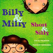 Cover art for BILLY AND MILLY, SHORT AND SILLY