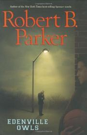 EDENVILLE OWLS by Robert B. Parker
