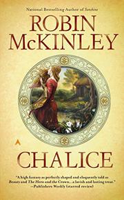 Book Cover for CHALICE