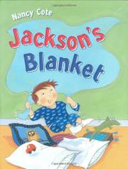 Book Cover for JACKSON'S BLANKET