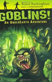 Book Cover for GOBLINS!