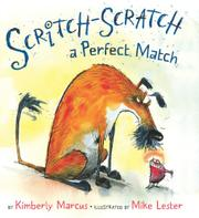 SCRITCH-SCRATCH A PERFECT MATCH by Kimberly Marcus