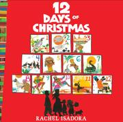 Book Cover for 12 DAYS OF CHRISTMAS