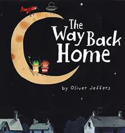 Cover art for THE WAY BACK HOME
