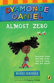 ALMOST ZERO by Nikki Grimes