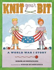 KNIT YOUR BIT by Deborah Hopkinson