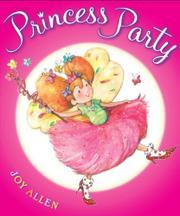 PRINCESS PARTY by Joy Allen