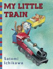 Book Cover for MY LITTLE TRAIN