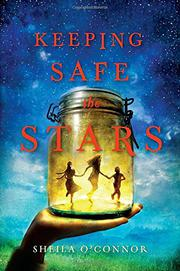 Book Cover for KEEPING SAFE THE STARS