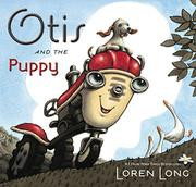 Book Cover for OTIS AND THE PUPPY
