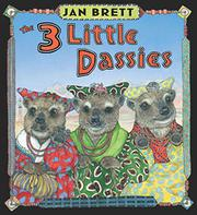 Book Cover for THREE LITTLE DASSIES