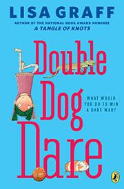 Book Cover for DOUBLE DOG DARE