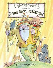 Cover art for CRINKLEROOT'S GUIDE TO GIVING BACK TO NATURE