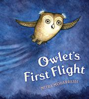 Cover art for OWLET'S FIRST FLIGHT