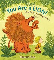 Book Cover for YOU ARE A LION!