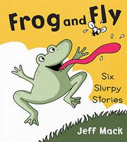Cover art for FROG AND FLY