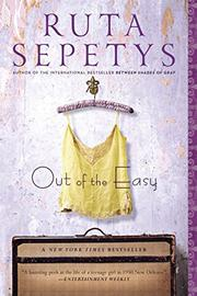 OUT OF THE EASY by Ruta Sepetys