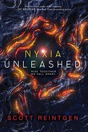 NYXIA UNLEASHED by Scott Reintgen