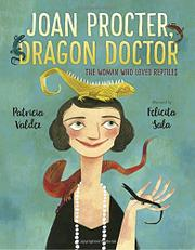 JOAN PROCTER, DRAGON DOCTOR by Patricia Valdez