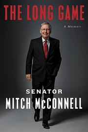 THE LONG GAME by Mitch McConnell