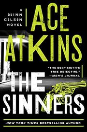THE SINNERS  by Ace Atkins