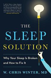 THE SLEEP SOLUTION by W. Chris Winter