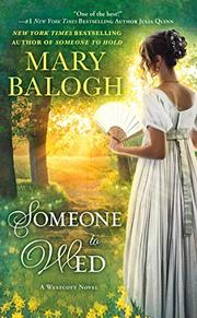 SOMEONE TO WED by Mary Balogh